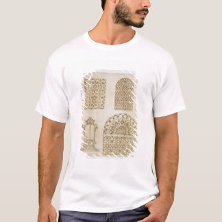 Den islamiska ironworken grillar för fönster och tröjor