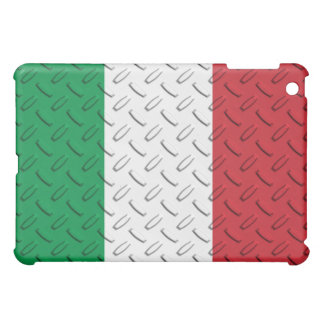 Den italienska flaggadiamanten pläterar iPad mini skal