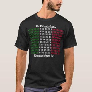 Den italienska påverkan tee