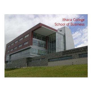 Den Ithaca högskolan skolar av affär Vykort