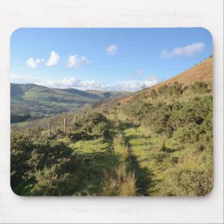Den Januari backen går i Wales Mus Mattor