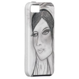 Den jungfruliga Maryen iPhone 5 Cases