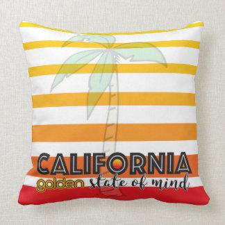 Den Kalifornien Kalifornien av varar besvärad Kudde