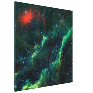 Den Kalifornien nebulaen Canvastryck