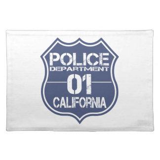 Den Kalifornien polisen skyddar 01 Bordstablett
