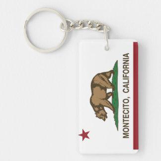 Den Kalifornien republiken sjunker Montecito