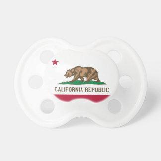Den Kalifornien republiken sjunker nappar