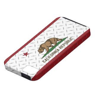 Den Kalifornien republiken sjunker vit iPhone 5 Fodraler