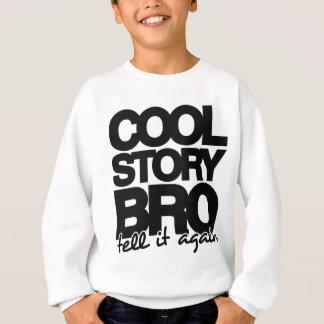 Den kalla berättelsen Bro, berättar det igen - en T-shirts