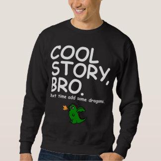 Den kalla berättelsen Bro, nästa tid tillfogar Lång Ärmad Tröja
