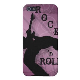 Den kalla iPhonen för Grunge för musikgitarrsten t iPhone 5 Hud