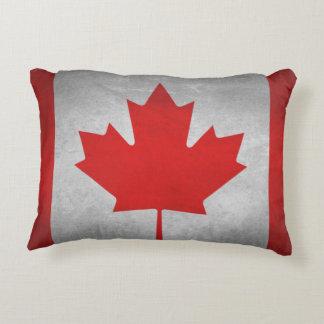 Den Kanada flagga - kudde