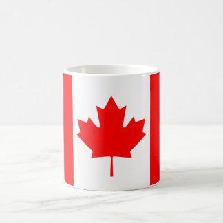 Den kanadensiska flagga, Kanada Kaffemugg