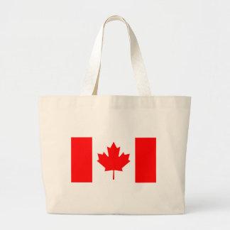 Den kanadensiska flagga - Kanada souvenir Jumbo Tygkasse