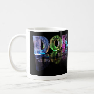Den kända Dorothyen i 3D tänder (fotografera), Kaffemugg
