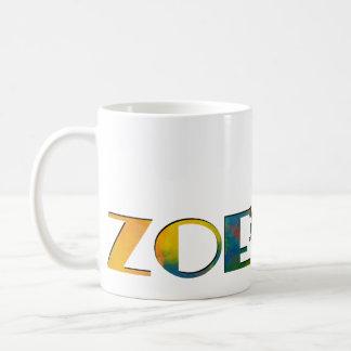Den kända leken - Zoe Kaffemugg