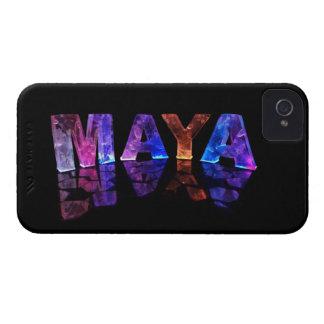 Den kända mayaen i 3D tänder (fotografera), Case-Mate iPhone 4 Cases