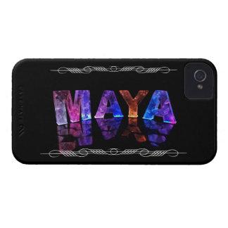 Den kända mayaen i 3D tänder (fotografera), Case-Mate iPhone 4 Fodral