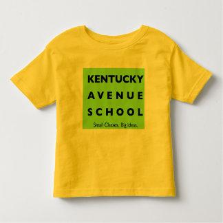 Den Kentucky avenyn skolar småbarnT-tröja Tee