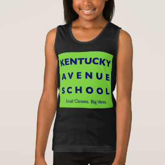 Den Kentucky avenyn skolar Tee Shirt