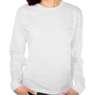 Den kristna kvinna långärmadt-skjortan väljer Jesu T Shirts