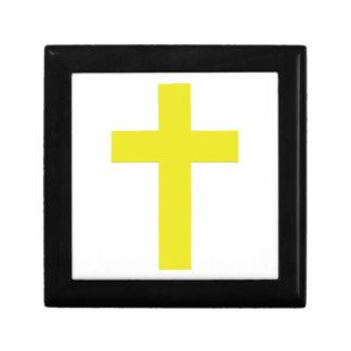 Den kristna minnessaken boxas | den enkla gultkor smyckeskrin