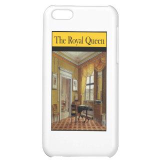 Den KUNGLIGA Drottning-Victorian eRaen iPhone 5C Mobil Skydd