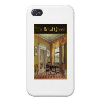 Den KUNGLIGA drottningVictorianeraen iPhone 4 Skal
