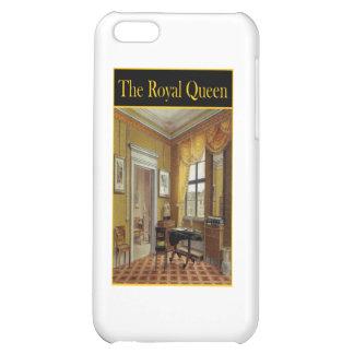 Den KUNGLIGA drottningVictorianeraen iPhone 5C Fodral