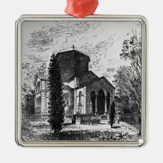 Den kungliga mausoleumen, Frogmore Julgransprydnad Metall