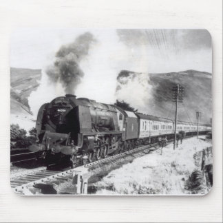 Den kungliga Scoten, intercity lokomotiv Musmatta