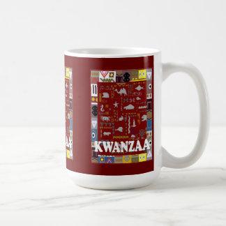 Den Kwanzaa muggen, möter djuren 1 Kaffemugg