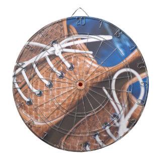 Den läderSnakeskin bruntet skor Piltavla
