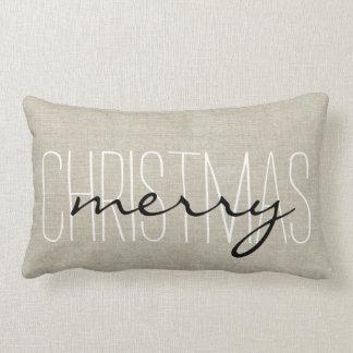 Den lantliga helgdag för god jul   kudder lumbarkudde