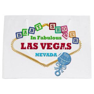 Den Las Vegas baby showergåvan hänger lös den