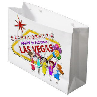Den Las Vegas BACHELORETTE PARTYgåvan hänger lös