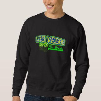 Den Las Vegas skjortan - välj stil & färga Lång Ärmad Tröja