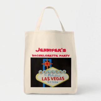 Den Las Vegas välkomnandet undertecknar Tygkasse