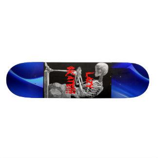 Den lata skridskon, skridsko stiger ombord skateboard bräda 21,5 cm