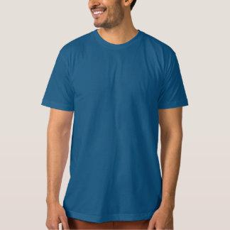 Den lätta mallen DIY skräddarsy den ORGANISKA Tee Shirts