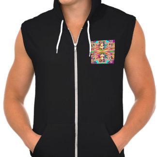 Den lätta MALLEN tom DIY skräddarsy tillfogar Sweatshirt