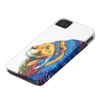 Den lejona chefen iPhone 4 fodraler