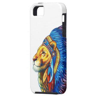Den lejona chefen iPhone 5 cover