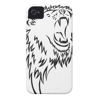 Den lejona Zionen iPhone 4 Case-Mate Fodraler