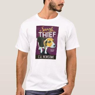 Den Lia anderssonhunden parkerar gåtor Tee