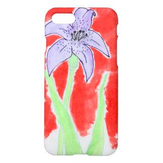 Den lila iphone case iPhone 7 skal