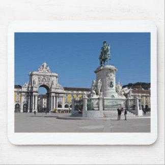 Den Lisbon kommers kvadrerar Musmatta
