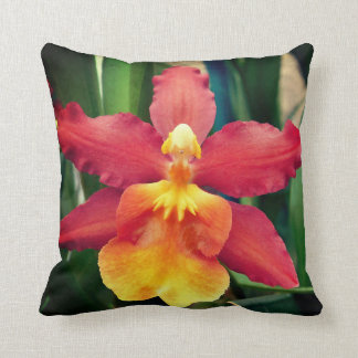 Den ljusa orchiden kudder kudde