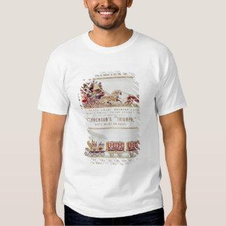 """""""Den London och York"""" royalet postar lagledaren T Shirts"""