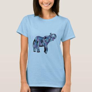 Den lyckliga elefanten t-shirts